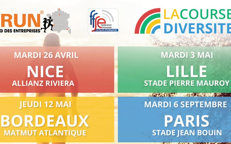 La course de la Diversité s'invite en régions !