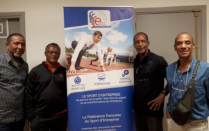 La Ligue Martinique à la FFSE