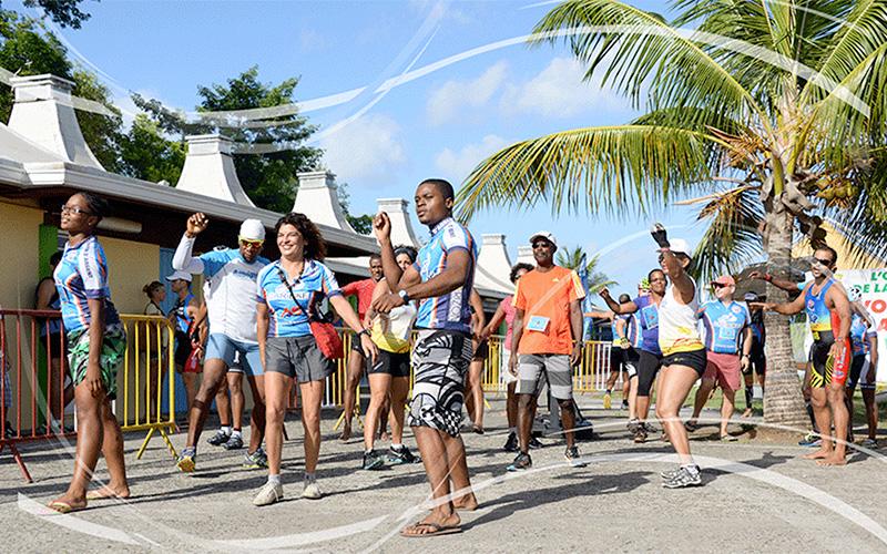 Jeux Nationaux du Sport d'Entreprise en Martinique