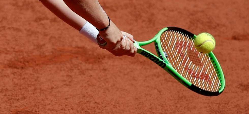 Tennis jeux nationaux du sport