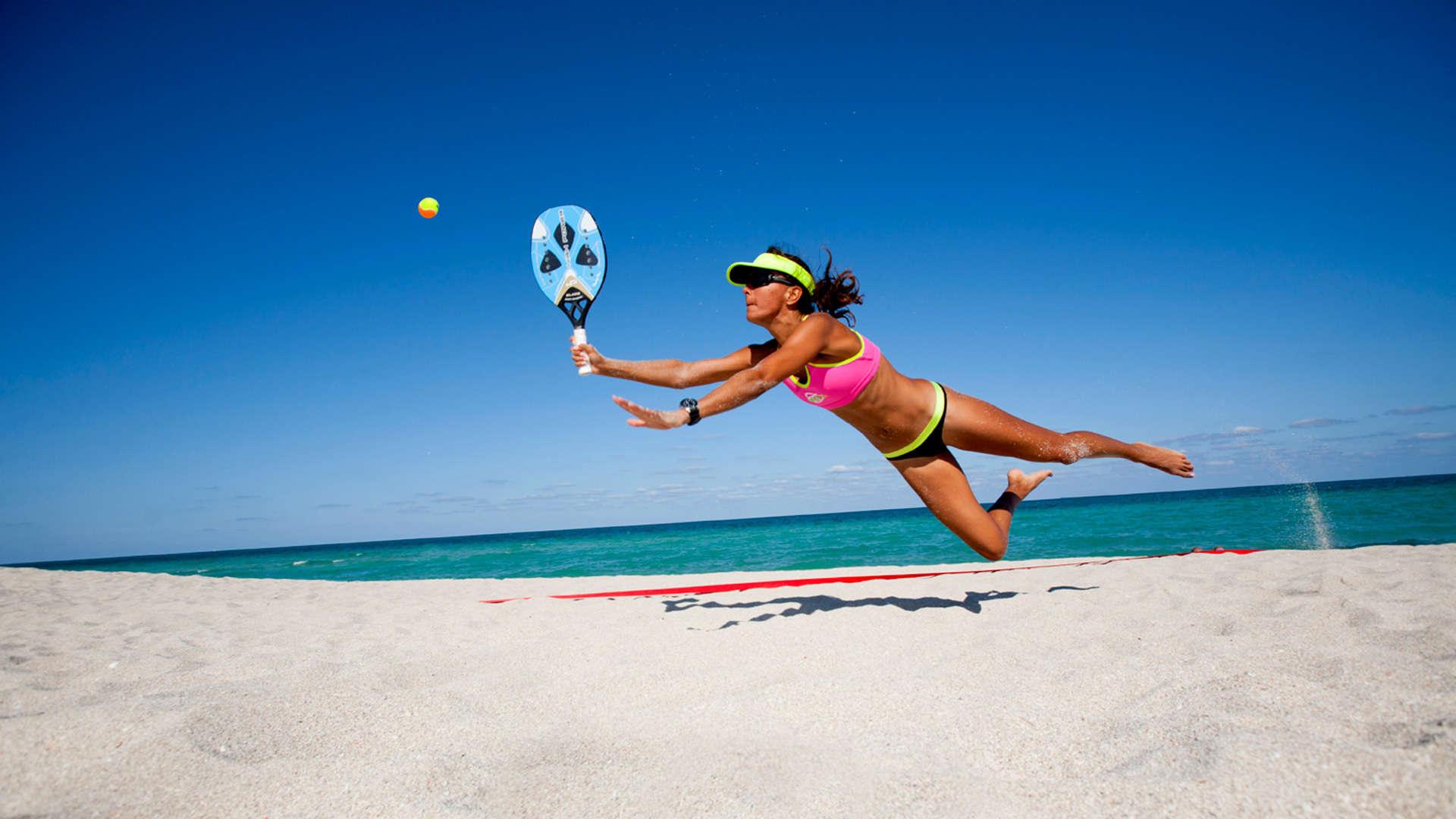 Beach Tennis Jeux Nationaux Martinique