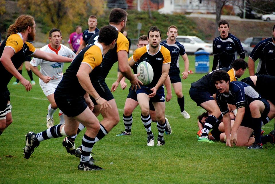 Rugby jeux nationaux du sport