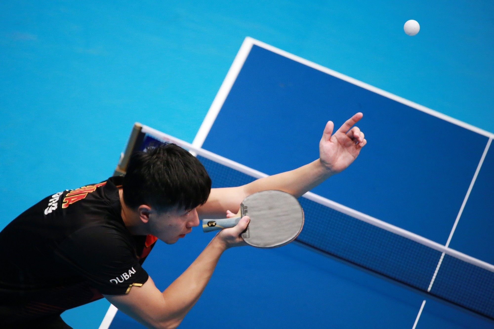 Tennis de table jeux nationaux du sport