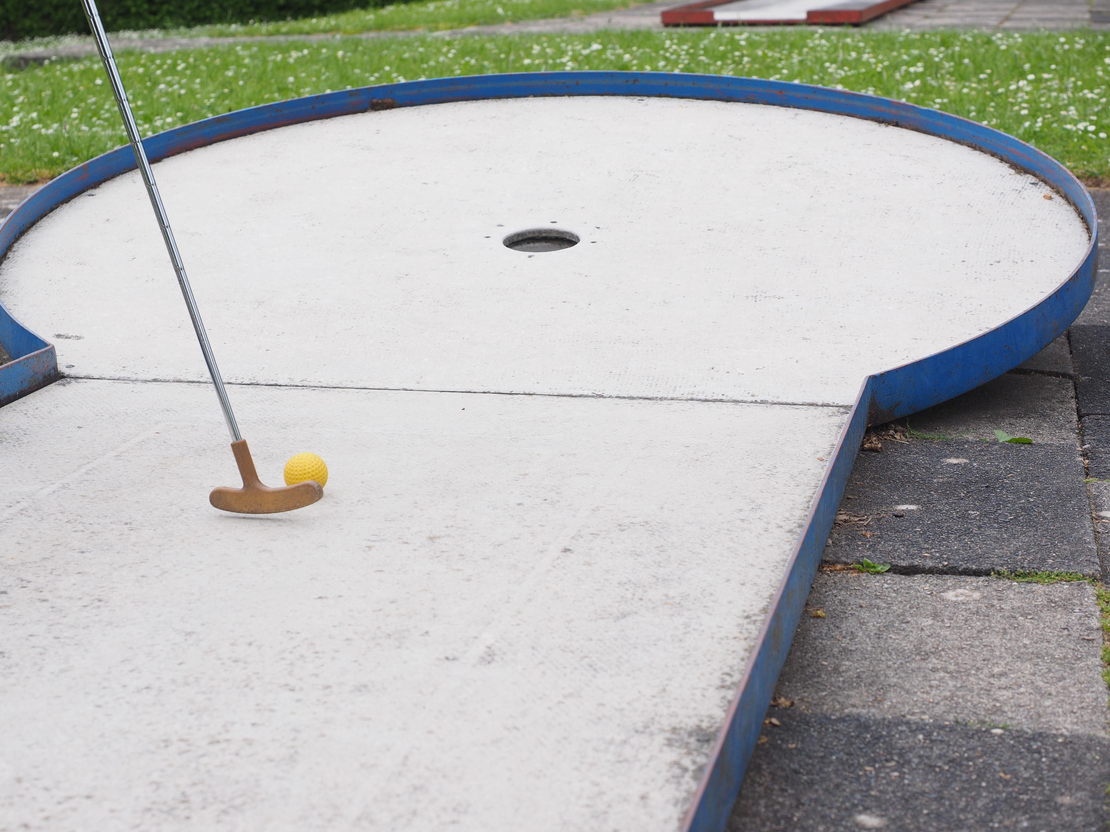 Mini Golf  jeux nationaux tours