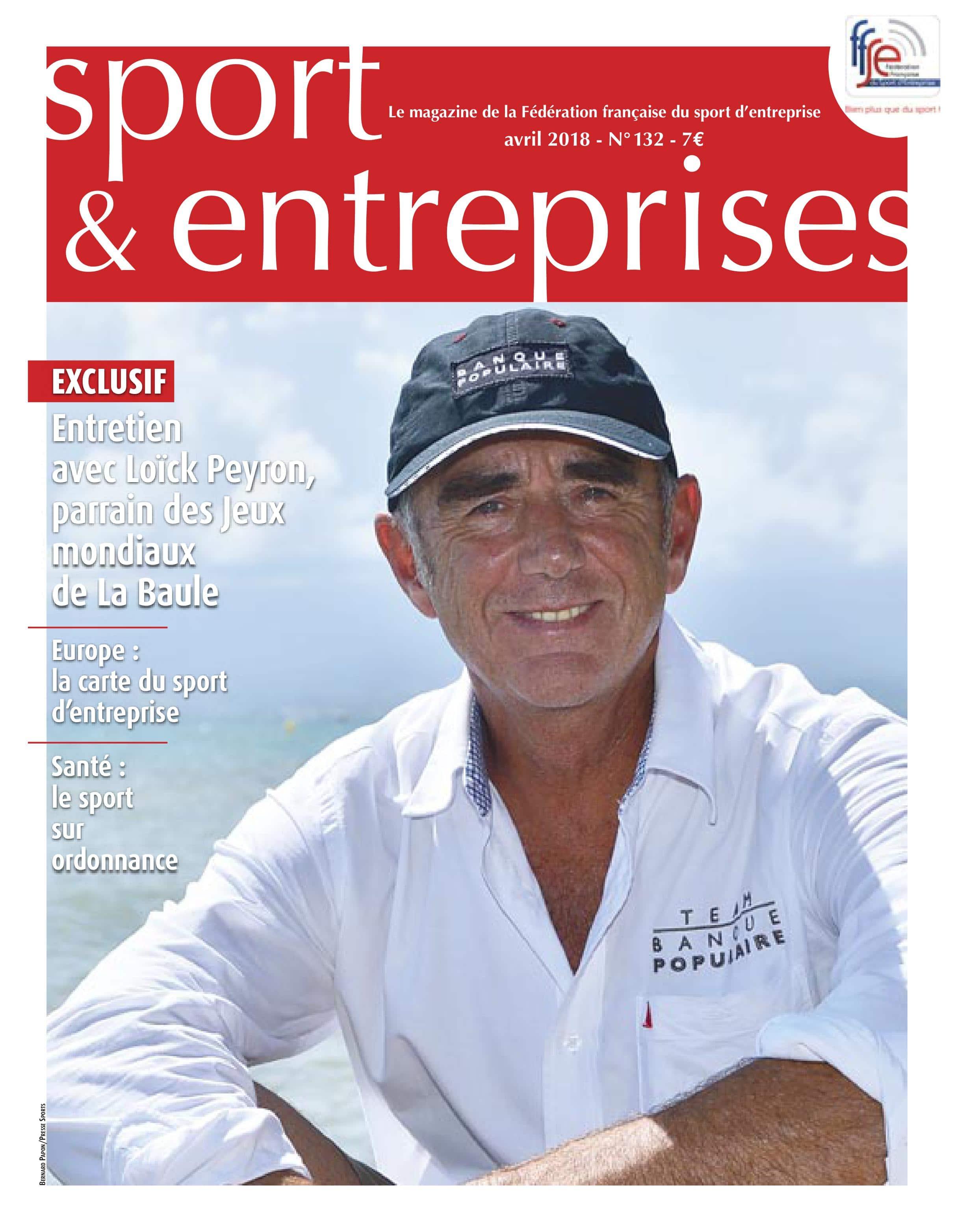 Magazine Sport et Entreprise 132