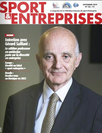 Magazine Sport et Entreprise 136