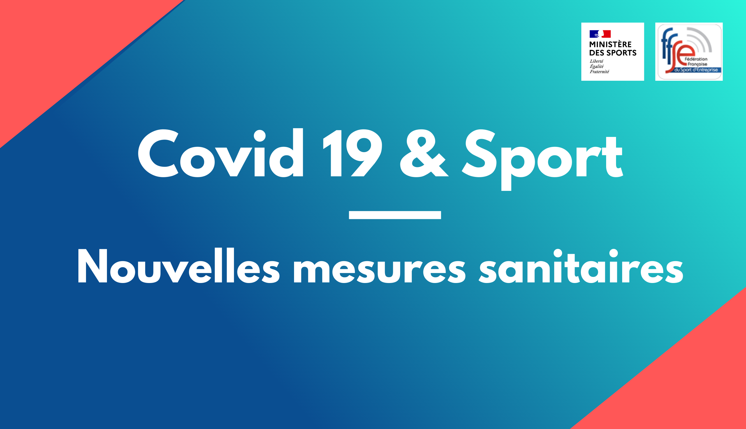 decisions sanitaires covid sport