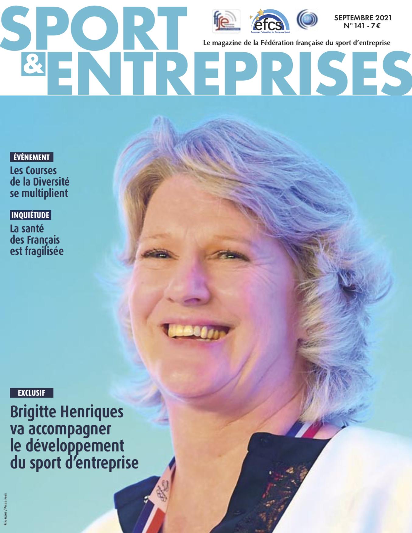 Magazine Sport et Entreprises